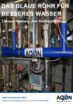 Weiches, gesundes Wasser und mehr Energieeffizienz durch eine AQON HTS Anlage